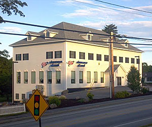The Boma Day Spa in Ellsworth, Maine